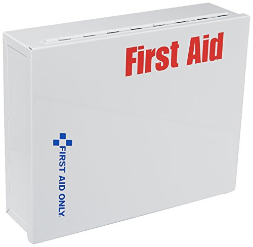 First Aid Only Medium Food Industry First Aid Cabinet-Metal, 5.88 (First Aid Medical Cabinet)