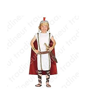 Disfraz de romano (10-12 años): Amazon.es: Juguetes y juegos