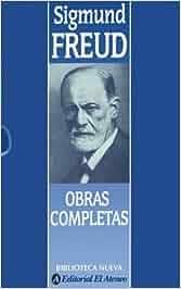 Obras completas en 3 tomos freud Biblioteca nueva / New