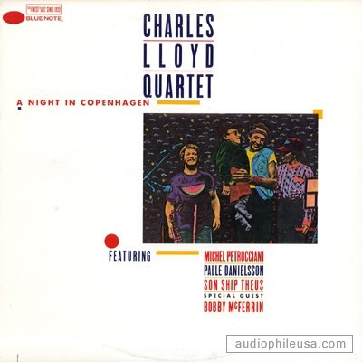 Charles Lloyd Quartet - A Night In Copenhagen (Tenor Oboe)