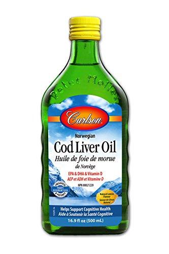 Cold Pressed Cod Liver Oil - 2