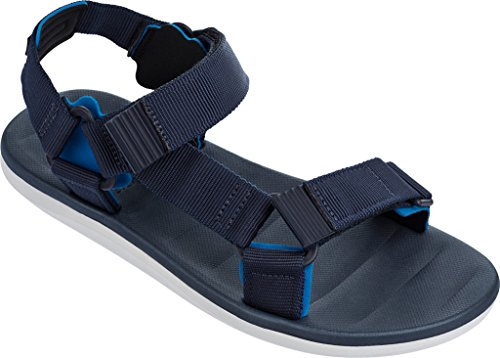 RX Men's Grey Blue Sandal Rider 4XvqTnp4B