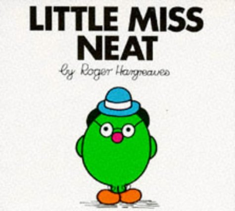 Little Miss Neat (Little Miss library)