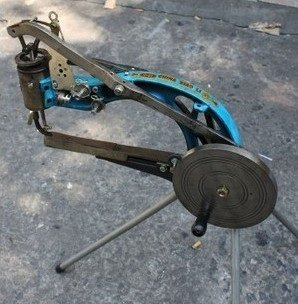 Manual reparar tejidos máquina Gowe zapatos, de zapato de para máquina de coser, reparador de zapata: Amazon.es: Hogar