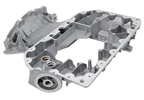 - Bapmic 078103603AM Engine Upper Oil Pan for Audi A4 A6 Cabriolet Volkswagen Passat 98-05 2.8L
