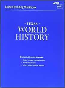 World History: Guided Reading Workbook: HOUGHTON MIFFLIN ...