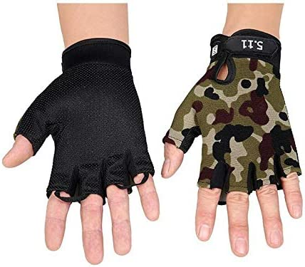 Outdoor Sport Gloves Cycling Gym Training Fitness Exercise