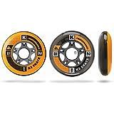 K2 Inline Rollenset Wheel