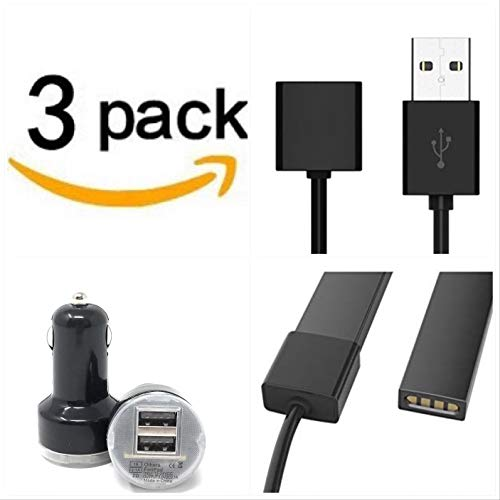 3 Pack Juul Compatible Chargers | Free Extra's | Fast Charging | Magnetic 2018 | by DealPacks