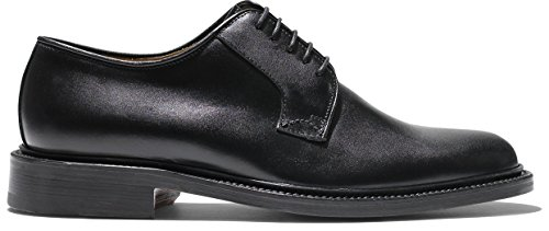 Chaussures derby harvey cuir noir Rudy's