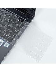 USTIYA para Huawei Matebook X Pro y D14 y D 15 Cubre Teclado de Silicón Cubreteclado de protección Adaptado Transparente (2 Pack)