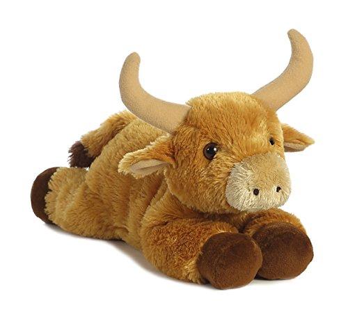 Aurora World Flopsie Toro Bull Plush