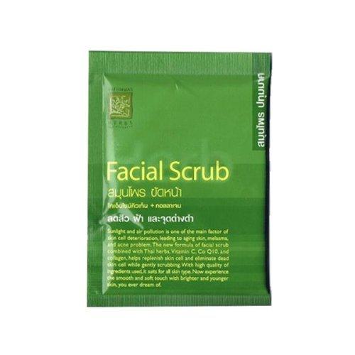 Patummas-Herbs-Herbal-Facial-Scrub-Co-Q10-Collagen-15g