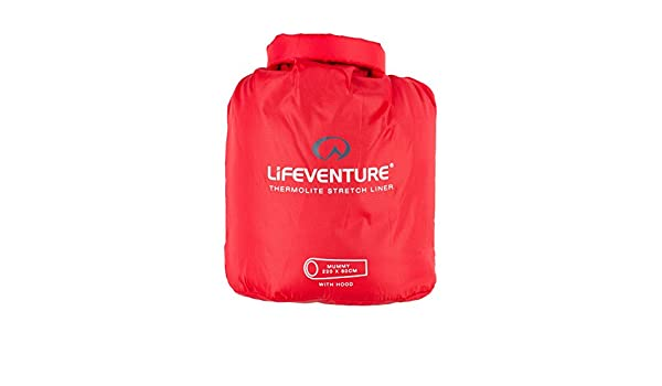 Lifeventure Thermolite Sleeping Bag Liner: Amazon.es: Deportes y aire libre