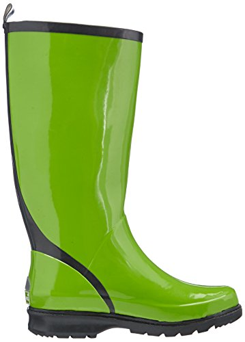 Gummistiefel Uni Verde Damen Playshoes Donna Stivaletti Gr A0wPnUBq