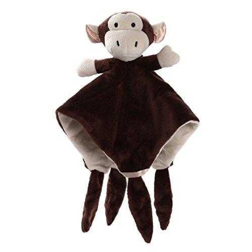 Manta para bebé recién nacido, Hunpta recién nacido suave oso de peluche de peluche de juguete regalo Snuggle bebé edredón manta rosa rosa: Amazon.es: Bebé
