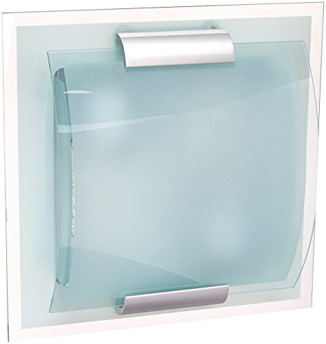 Lite Source LS-16105 Wall Lamp with Glass Shade