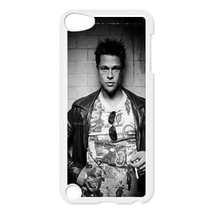C-EUR Customized Print Brad Pitt Pattern Hard Case for iPod Touch 5