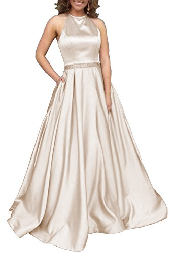 See the TOP 10 Best<br>A Line Halter Wedding Dresses