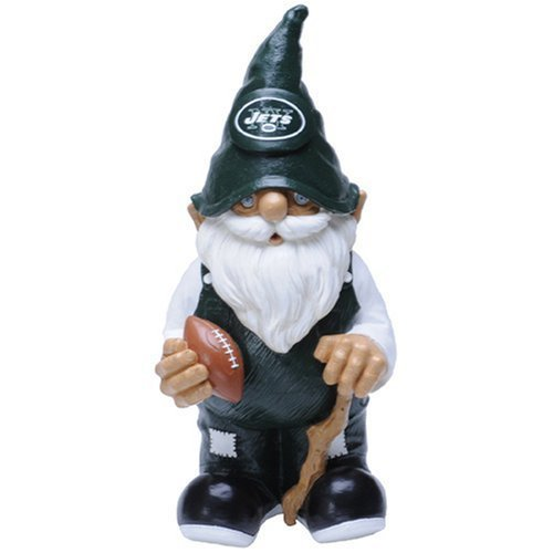 NFL New York Jets Garden Gnome