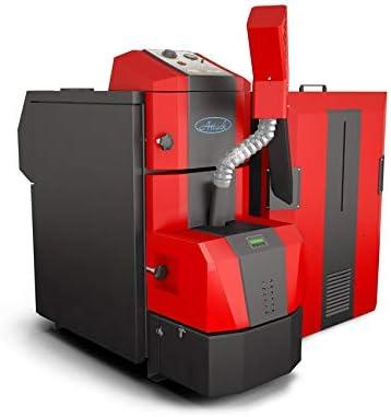 Attack BAFA Pellet 30 Automatic Plus - Caldera de pellet (30 kW)