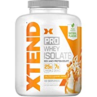 XTEND Pro Protein Powder Salted Caramel Shake 5 Pound (Pack of 1)