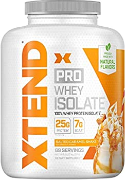 XTEND Pro Protein Powder Salted Caramel Shake