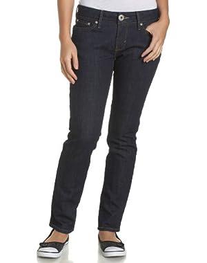 Women's Petite Low Rise Skinny Jean