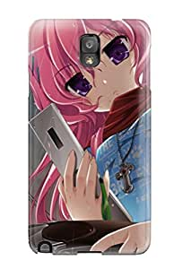 First-class Case Cover For Galaxy Note 3 Dual Protection Cover Ballad Of A Shinigami