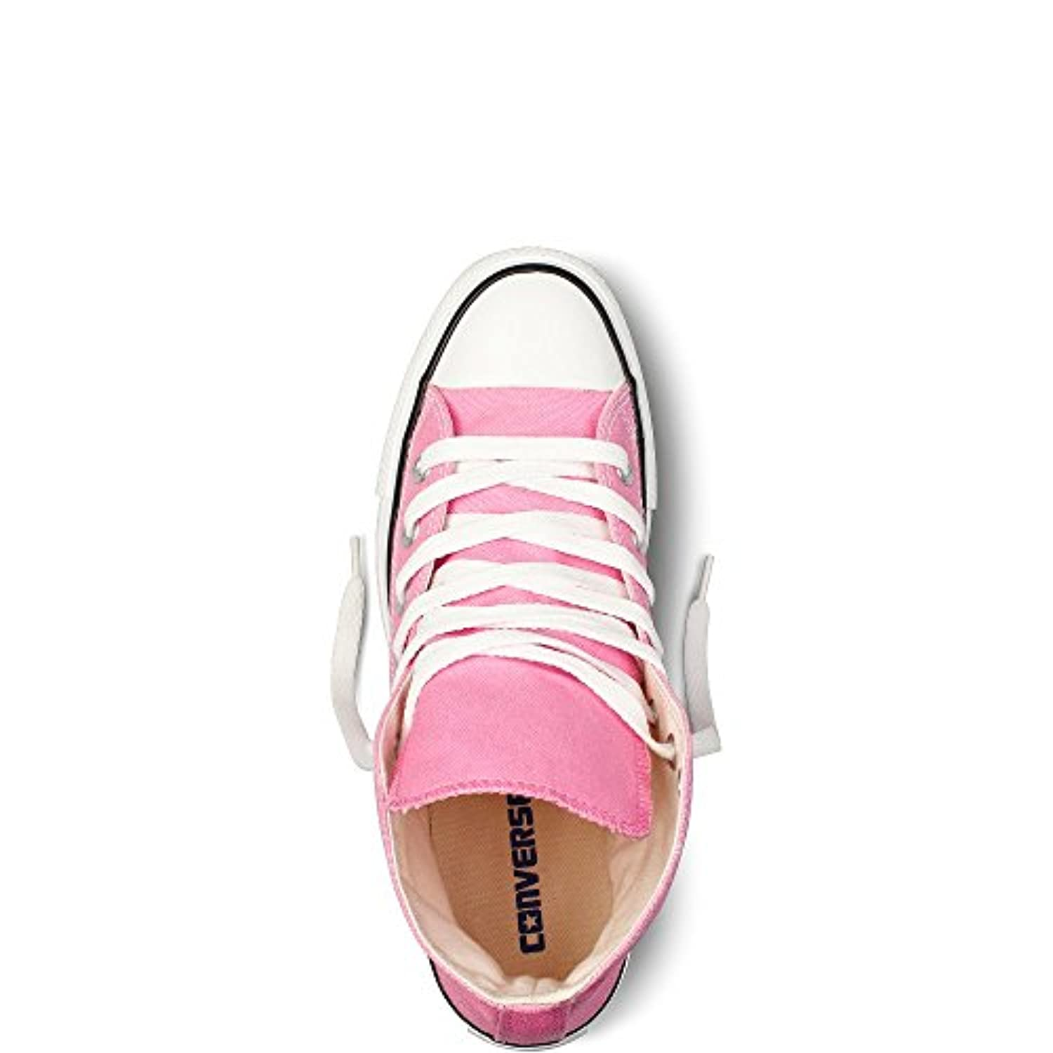 Converse All Star Hi Trainers Pink 6 Child UK