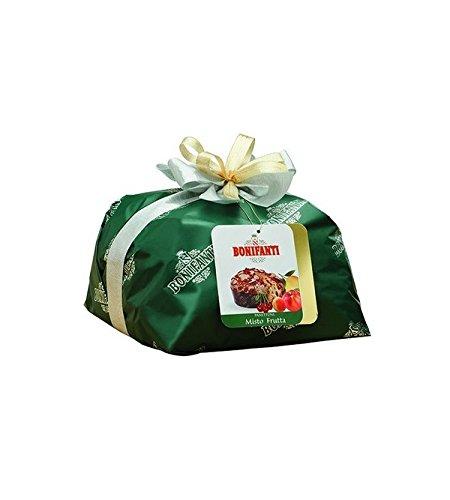 Bonifanti - Panettone artesanal misto frutta 1kg (frutas mixtas)