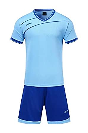 KINDOYO Niño Hombres Ropa Deportiva Camiseta y Pantalones