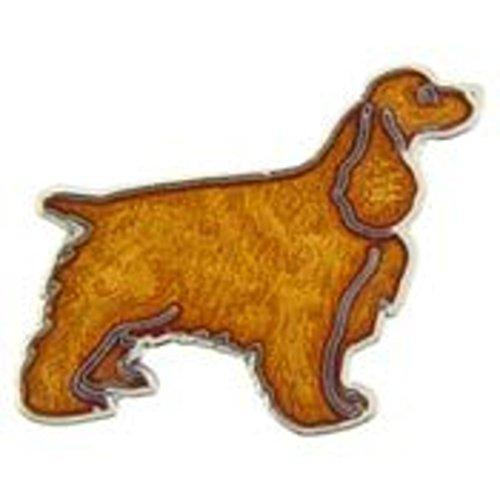 - EagleEmblems P00302 Pin-Dog,Cocker,Spaniel (1'')