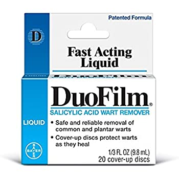 Amazon Com Duofilm Liquid Wart Remover 1 3 Fl Oz By