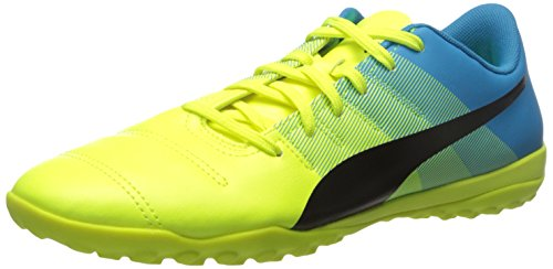 Puma Evopower 4.3 Tt zapatilla de deporte Safety Yellow/Black