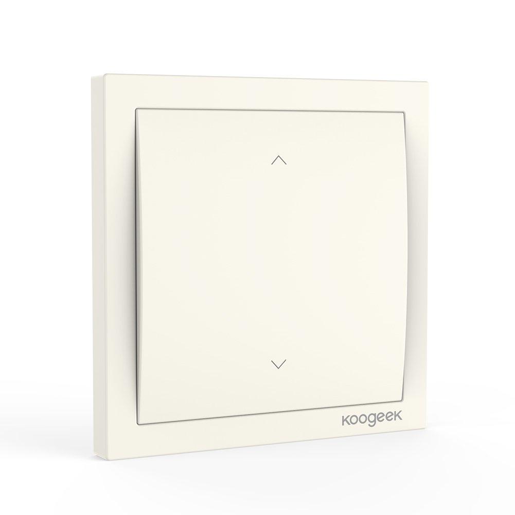 Koogeek Wifi Smart Light Dimmer Schalter 220 ~ 240V mit: Amazon.de ...