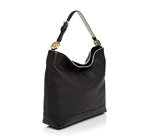 Black Burch Hobo Duet Leather Tory Women's PFxqxg
