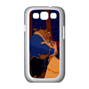 Beauty and the Beast The Enchanted Christmas Samsung Galaxy S3 9300 Cell Phone Case White K077652