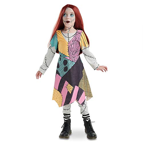 Disney Sally Costume for Kids - The Nightmare Before Christmas Size 5/6 Multi]()