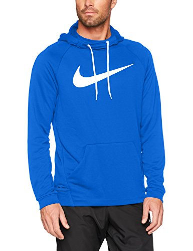 NIKE Men's Dry Pullover Swoosh Hoodie – Sports Center Store