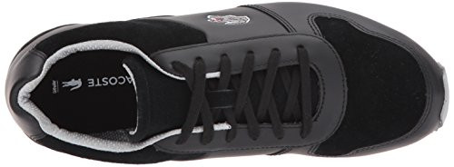 Lacoste Mens Ride 417 3 Sneaker Nero