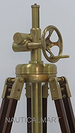 ROYAL MARINE TRIPOD FLOOR LAMP- NAUTICALMART - - Amazon.com:ROYAL MARINE TRIPOD FLOOR LAMP- NAUTICALMART,Lighting