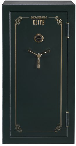 1. Stack-On E-24-MG-C-S Elite 24-Gun Security Safe with Combination Lock