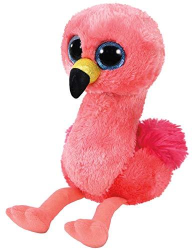 Beanie Boo Stuffed Animals (Ty Beanie Boos Gilda - Pink Flamingo)