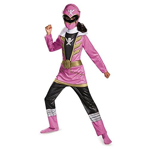 Disguise MegaForce Rangers Classic Costume