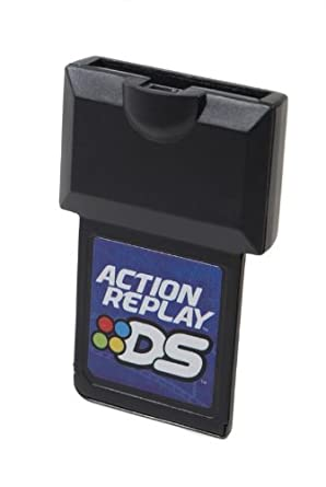 Datel Action Replay Cheat System (Nintendo 3DS/DSi XL/DSi/DS