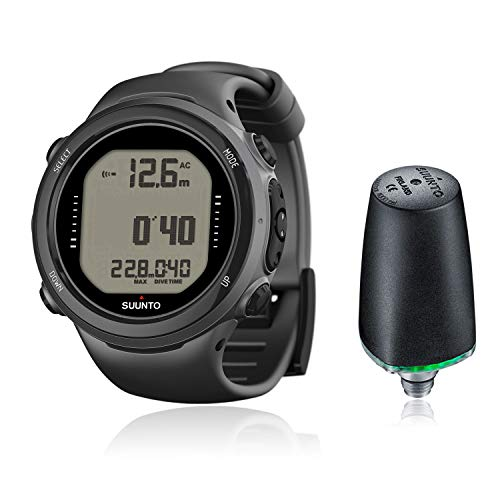 Suunto D4i Novo - Black With Transmitter
