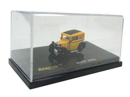 Ricko 38299 BMW Dixie 1929 Model Car 1:87 Hobby Train Vehicles, Yellow