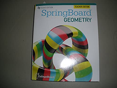 springboard geometry unit 2 answers