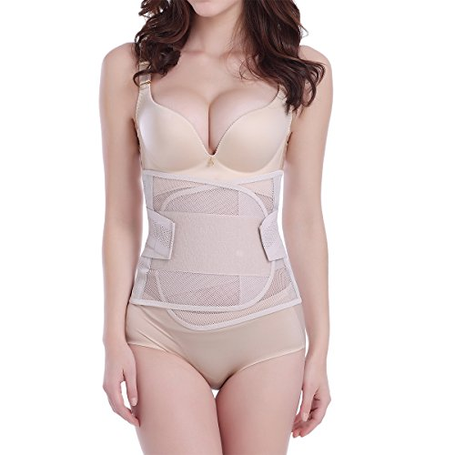 Waist Trimmer Belt (Nude) L - 5